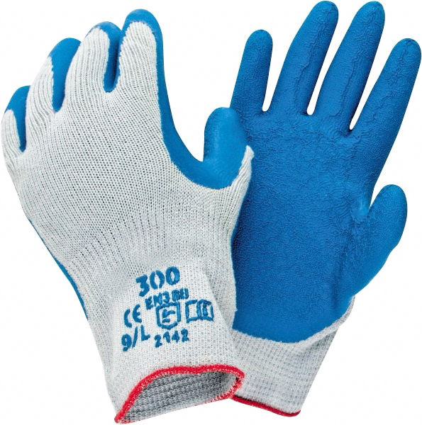 Rubber Palm Coated Glove