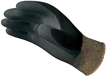 Polyurethane Palm Coated Glove (XL, LG, MD)