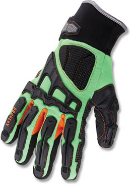 Impact Reducing, Anti-Vibration Mechanics Glove (XL, LG, MD)