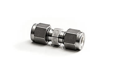 1/4 Compression Union Stainless Steel