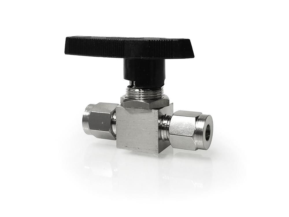 1/4 Compression Valve Stainless Steel