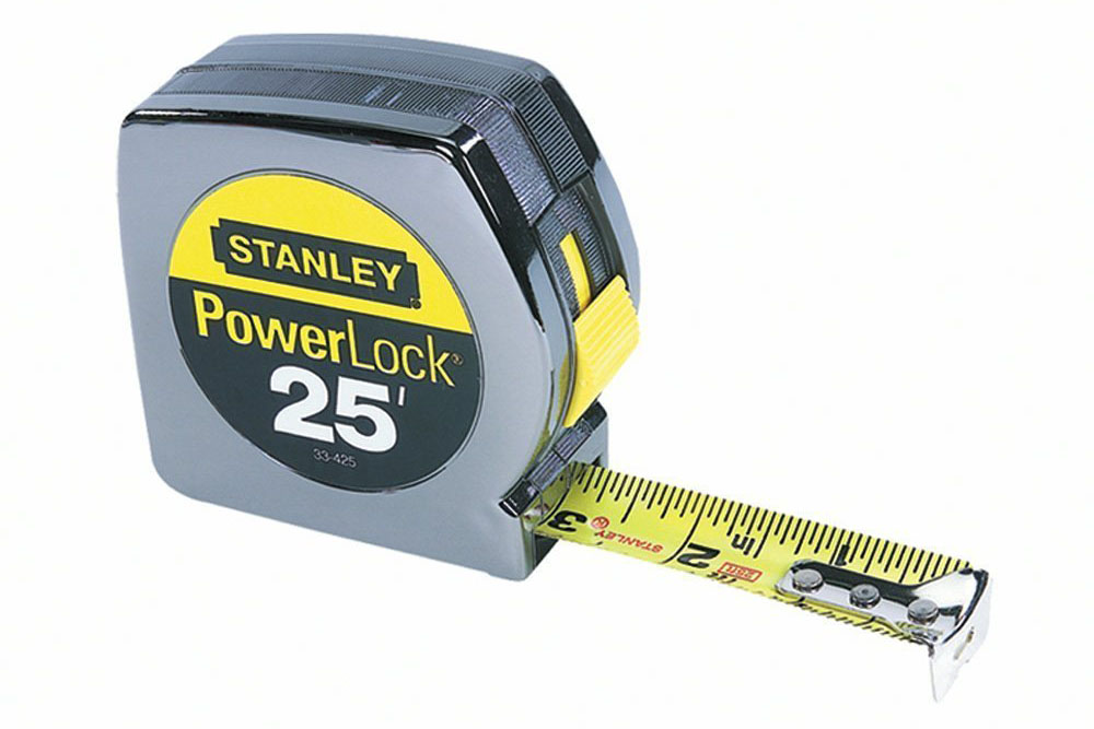 Stanley 25 x 1 Measuring Tape